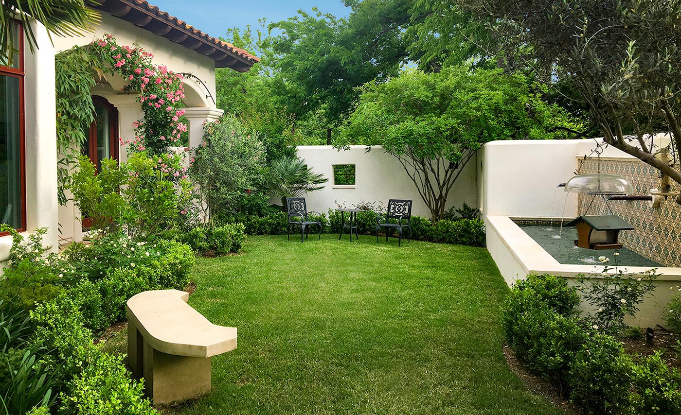 Fine Garden Landscaping