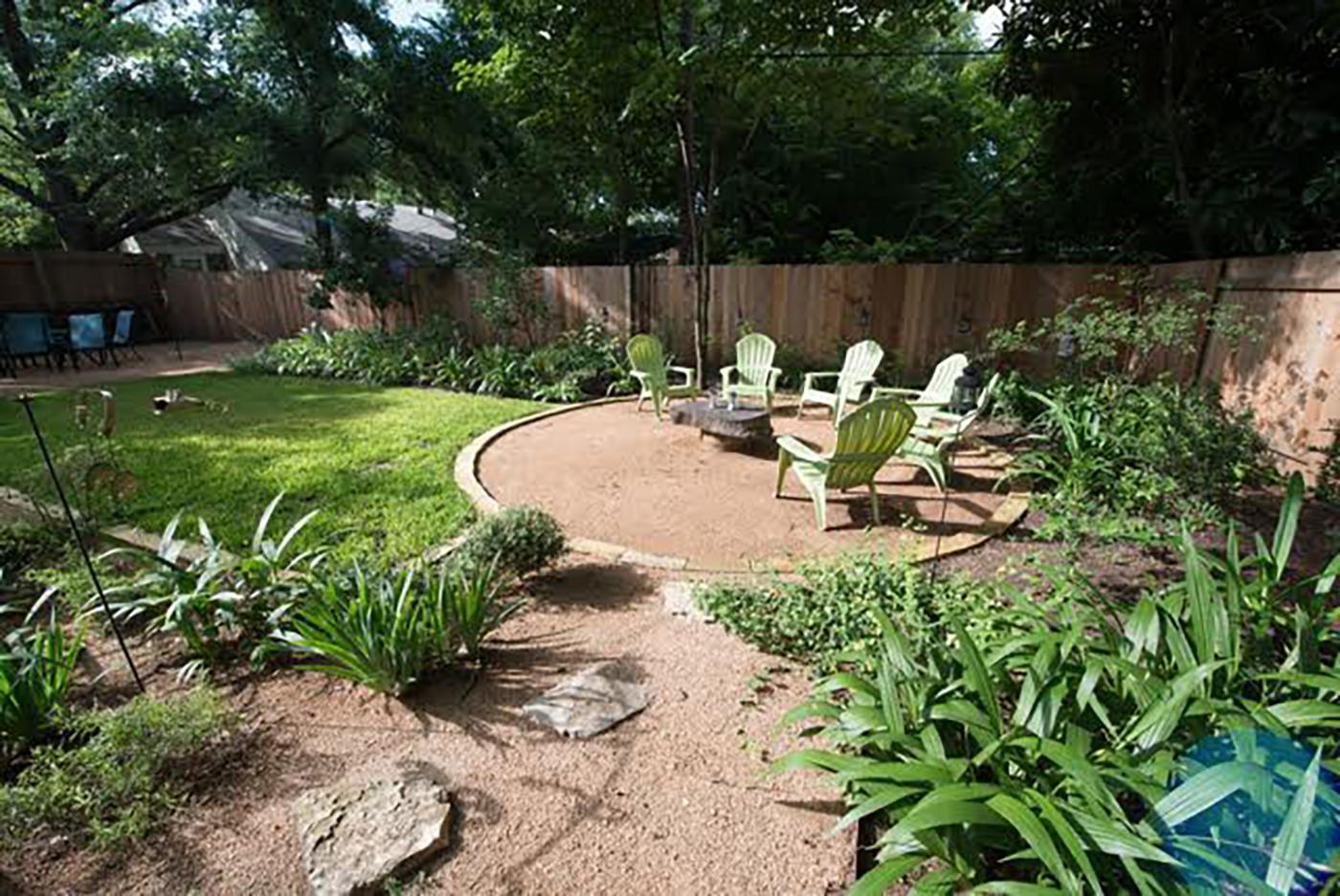 Central Austin Native & Heirloom Landscaping