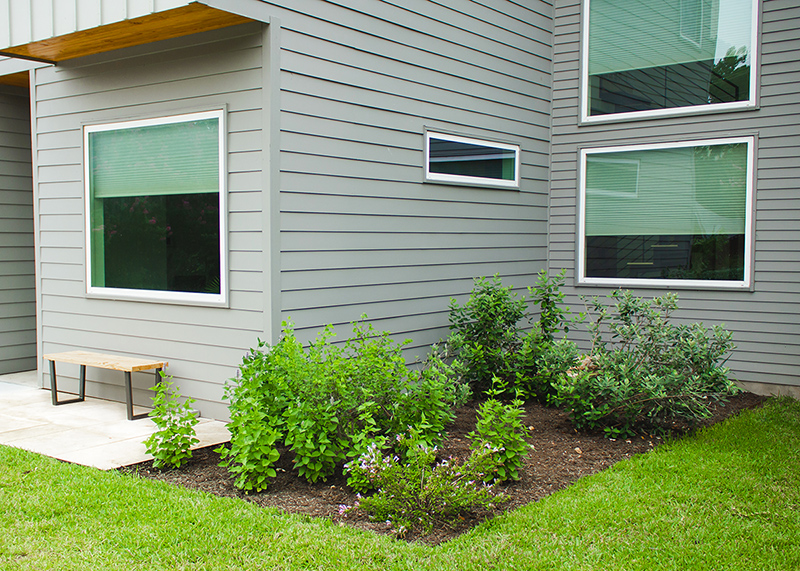 East Austin Edible & Family Friendly Garden